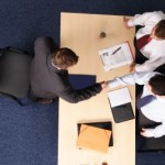 A training contract interview