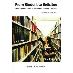 Amazon Book Student to Solicitor Image